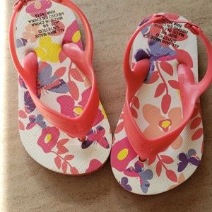 Other - Toddler girl flip flops